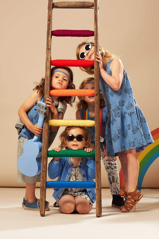 Children's & babywear photoshoot