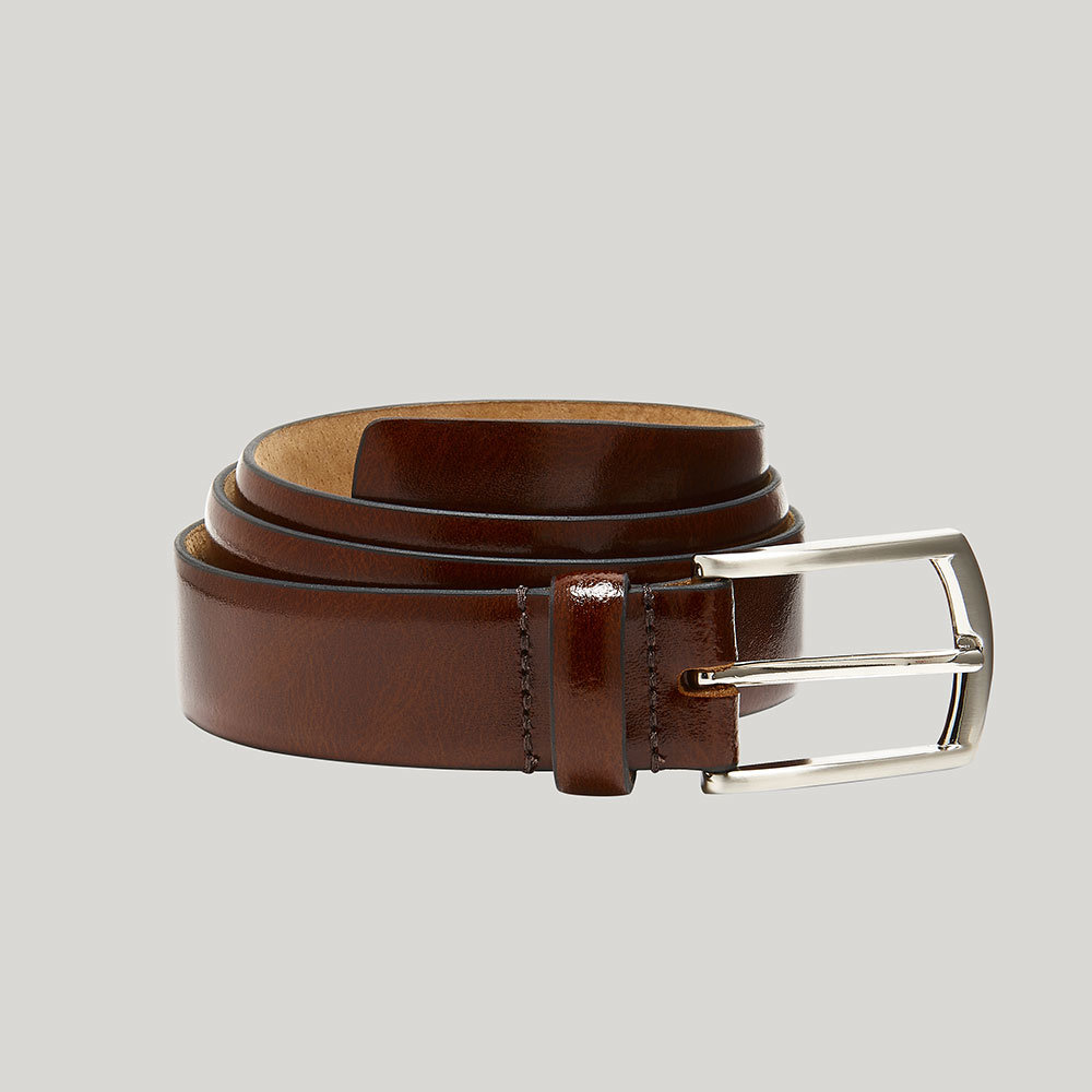 Leather belt at Brighton photography studio
