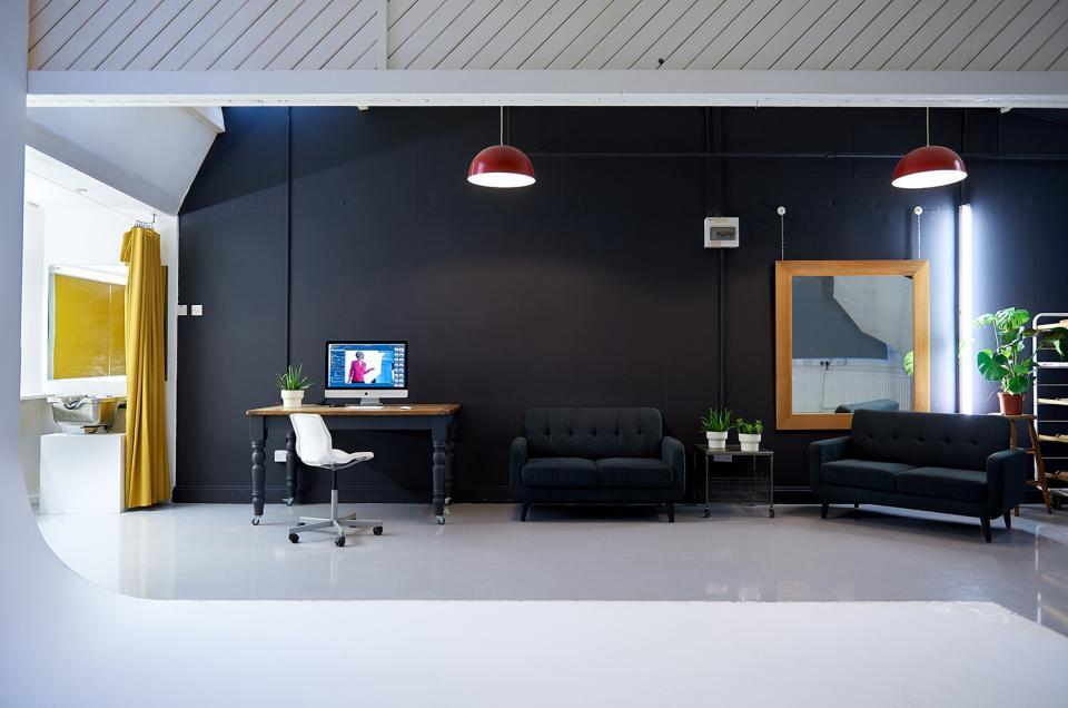Capture Factory's New Studio for Hire